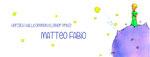 Matteo Fabio 215x80mm I 2-seitig