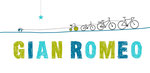 Gian Romeo I 210x100mm I 2-seitig