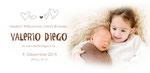 Valerio Diego 210x100mm I 2-seitig