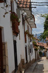 Gasse in Cusco