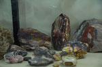 Mineralienmuseum in Antofagasta de la Sierra