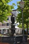 Radolfzell - Gruß an Herrmann