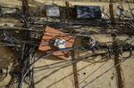 Verkabelung nach DIN Norm in La Paz
