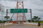 Transamazonica Highway, Brücke über den Madre de Dios