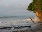 Playa Escondido 60km südlich von Esmeraldas