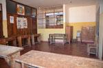 Klassenzimmer, gesehen in Santa Ana
