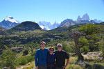 Unterwegs am Cerro Torre & Fitz Roy