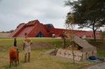 Tumbas Reales Museum von Sipan in Lambayaque