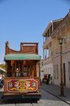 Unterwegs in der Fußgängerzone von Iquique