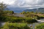 Am Lago Tromen