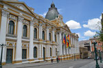 La Paz, Regierungsgebäude