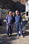 LKW Mechaniker unter sich - Manfred & Manfred