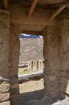 Die Festung in Ollantaytamb