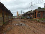 San Jose de Chiquitos, unser Dorf soll schöner werden