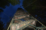 30m hoher Aussichtsturm