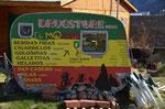 Kiosk in El Chalten