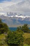 Unterwegs im NP Torres del Paine