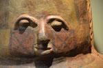 Kunstvolle Töpferkunst der Inkas