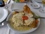 """""""kleines Fischgericht"""" für 5€"""