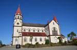 Kirche in Puerto Varas