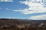 auf dem Weg zum Sajama Nationalpark