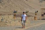 Pyramiden von Caral