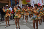 Straßenfest in Arica