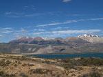 Unterwegs, Lago Posada