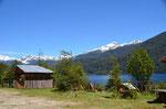 Übernachtungsplatz am Lago Torres an der Carretera Austral