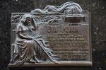 Das Grab von Evita Peron