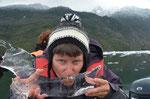 Whisky auf original Gletschereis