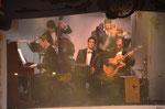 Kapelle der Tango Show