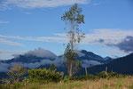 Blick auf die Anden von Baeza
