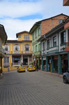 The old gold digger town Zaruma
