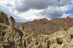 La Paz, Aussichtspunkt Valle de Luna