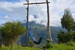 Unser Traumplatz am Tungurahua