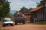 neuer Transport LKW