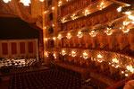 Teatro Colon - Innenansicht