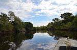 Bootstour im Pantanal