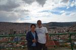 Blick vom Aussichtspunkt Killi Killi