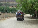 Menschen Transport
