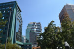 Santiago - Das Business Viertel Provedencia