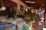 Marktstand in San Ignacio