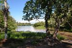 Aguas Caliente, ein ganzer Fluss als Therme