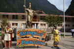 Willkommen in Machu Picchu