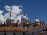 Cuenca Stadtzentrum