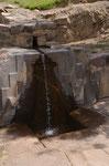 Raffinierte Bewässerungsanlagen