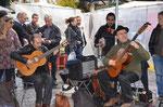 Tango Band in San Telmo