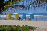 Beach in Canoa