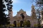 Kathedrale und Plaza
